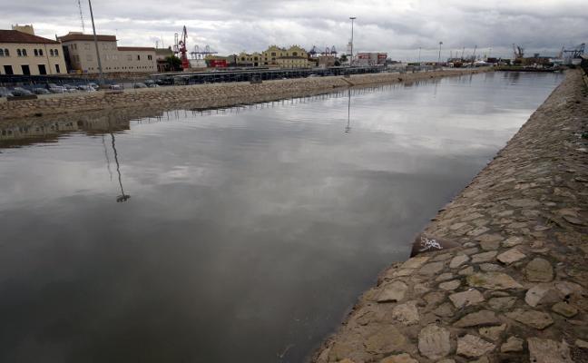Nazaret exige que se descontamine el cauce en el acuerdo con el Puerto