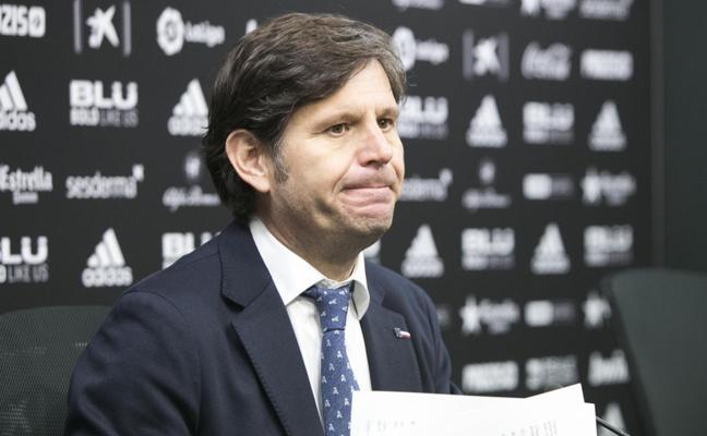 El futuro financiero del Valencia no pasa por Lim