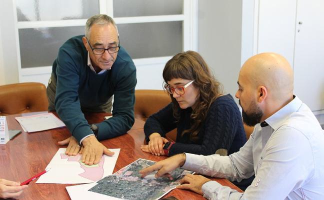 Burjassot y Godella dan un paso más para unir los jardines de la Eixereta y la Devesa
