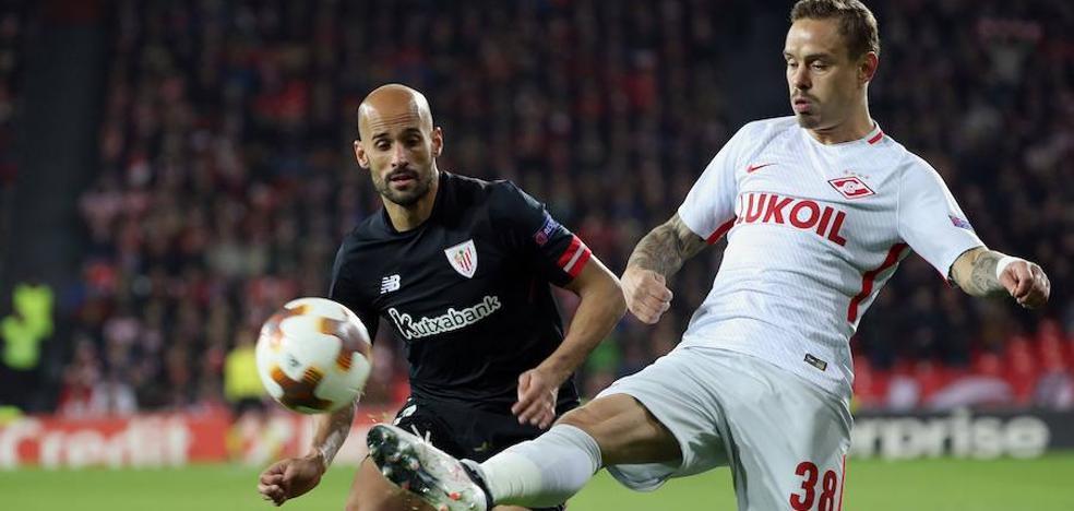 Athletic-Spartak, en directo