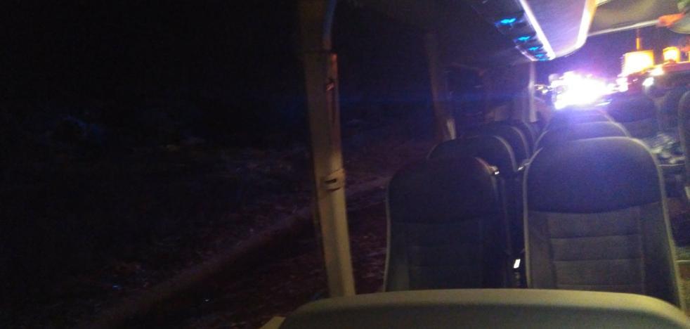 Los 12 heridos en el accidente de la A-3 son vecinos de Cenizate (Albacete)
