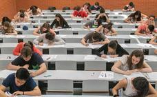 Los alumnos valencianos sacan una nota media de 6,17 en castellano en Selectividad, por debajo de la media