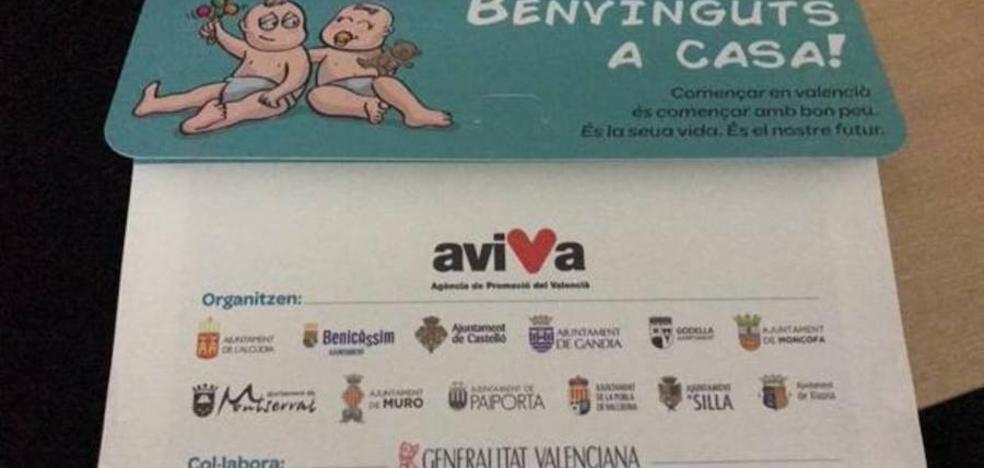 Doce ayuntamientos instan a los padres de bebés recién nacidos a «valencianizar» sus apellidos