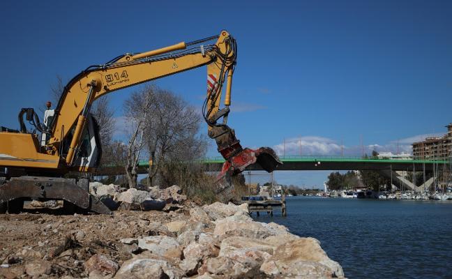 La Generalitat mejora la protección de Cullera frente a posibles inundaciones