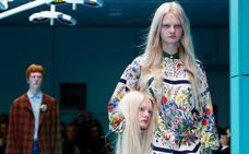 El desfile de Gucci que te dará miedo ver