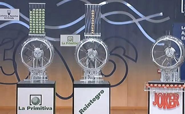 Un acertante de la Primitiva gana 728.864,47 euros en Valencia