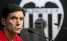 Marcelino: «El rendimiento del equipo es óptimo, incluso máximo»
