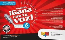 El centro comercial MN4 ofrece la oportunidad de triunfar con 'Gana con tu voz'