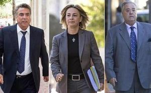 Los exalcaldes de Alicante Díaz Alperi y Sonia Castedo (PP) y el empresario Enrique Ortiz, a juicio por el presunto amaño del PGOU