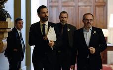 Torrent convoca para el 1 de marzo un pleno para abordar el bloqueo de la investidura