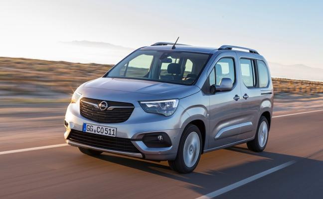 Opel lanzará este año el nuevo Combo