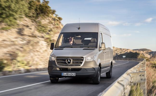 Renovación completa para el Mercedes Sprinter