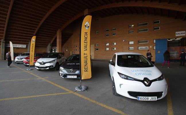 Los Renault más vanguardistas, en la 15K-LAS PROVINCIAS