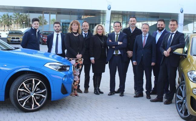 BMW Engasa y Turival, con  el nuevo X2 en el Veles e Vents