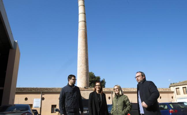 Vinalesa recibe más de 220.000 euros para recuperar la Fábrica de la Seda