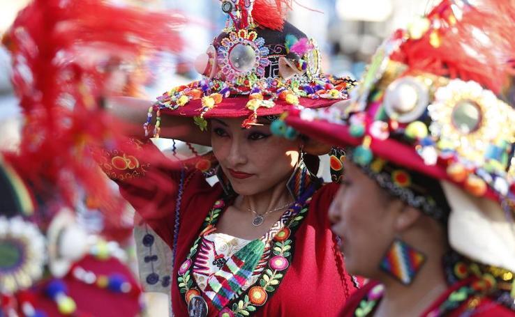 Fotos del Carnaval de Ruzafa 2018