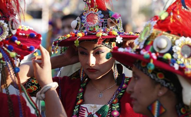 Ruzafa celebra su carnaval por todo lo alto