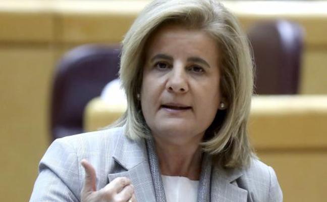 Báñez: «Mi responsabilidad es garantizar las pensiones de hoy y de mañana»