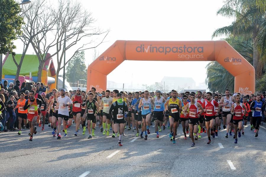 """Fotos de la carrera Never Stop Running """"Nunca te rindas"""" Valencia 2018"""