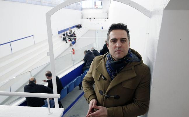 Constantino Martínez-Orts: «La pilota forma parte de nuestro patrimonio y debemos respetarlo»