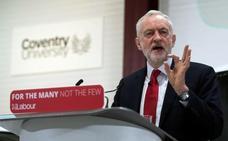 El laborista Corbyn pone la soga al cuello de May