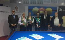 El valenciano Palazón, campeón de España de Billar