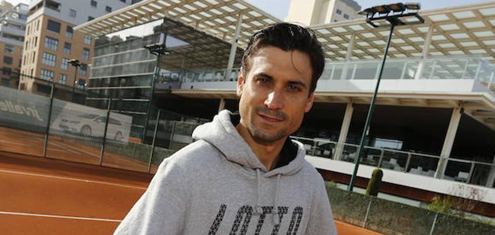 David Ferrer espera grandes cambios en su vida a partir de abril