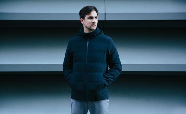 Crean una chaqueta inteligente que se adapta al frío y al calor