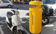 ¿Para qué sirven las nuevas papeleras amarillas que ha instalado el Ayuntamiento?