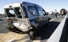 El número de muertos en carretera se duplica en lo que va de año