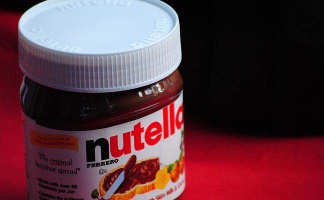 Nutella muestra lo que esconde en su interior
