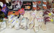 Detenidos dos presuntos 'ladrones gourmet' cuando huían en Calpe