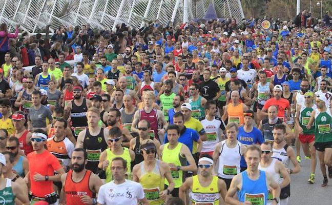 El gasto turístico del maratón de Valencia fue de 20 millones de euros en 2017