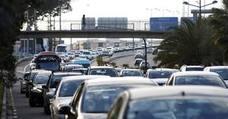 Los atascos se disparan en Valencia: más contaminación, gasto en combustible y accidentes