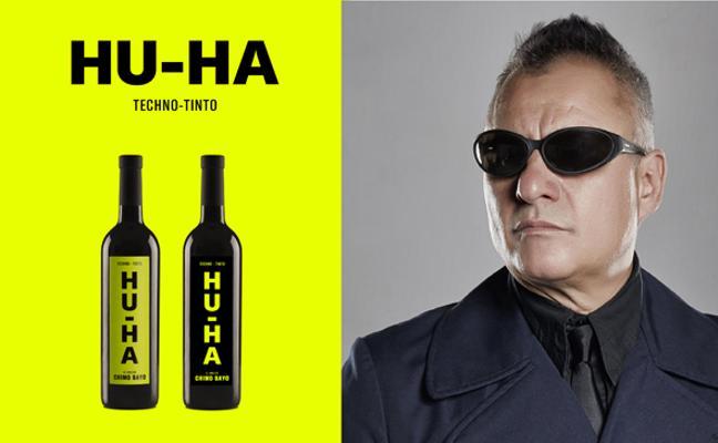 Hu-Ha, el vino de Chimo Bayo