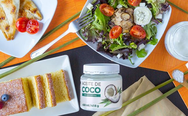 Los productos de aceite de coco de Mercadona