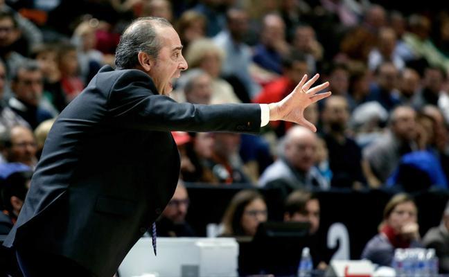 La ACB cambia el horario del partido entre el Valencia Basket y el Bilbao Basket
