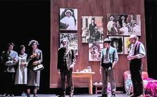 Blasco Ibáñez sube a las tablas del Teatro Echegaray