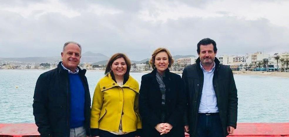 Rosa Cardona es la candidata del PP en Xàbia para las elecciones municipales del próximo año