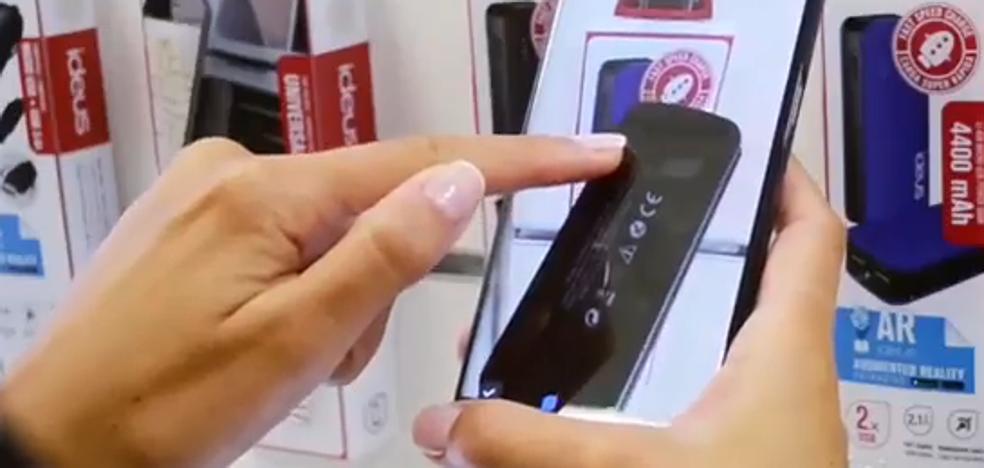 Ideus AR, la app española que 'saca' el producto de la caja