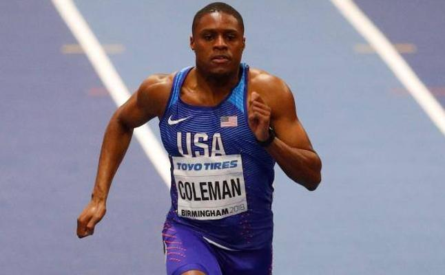 Un meteoro llamado Coleman