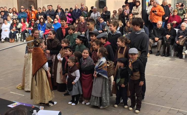 Valencia canta a los orígenes de las Fallas