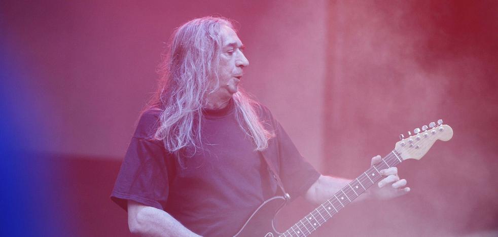 Rosendo anuncia su despedida de los escenarios con la gira 'Mi tiempo, señorías...'