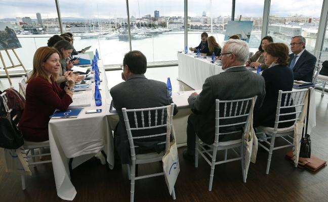El Gobierno rechaza pagar la reforma del entorno del tinglado 2 de la Marina