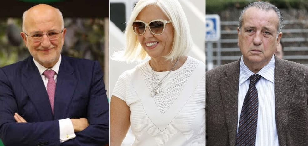 Los tres valencianos que se cuelan en la lista de Forbes
