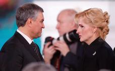 Las mujeres que temen acoso sexual deben cambiar de trabajo, según el líder de la Duma de Rusia