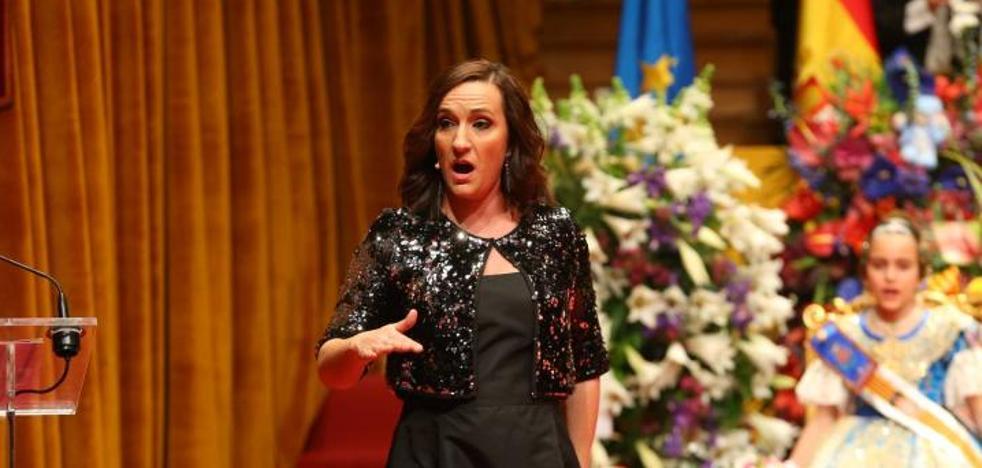El Ayuntamiento de Alboraya promueve el himno regional interpretado por Mónica Bueno y la Sociedad Musical de la localidad