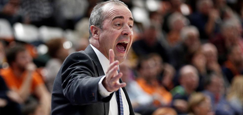 Vidorreta: «Si existe alguna opción en la Euroliga pasa por ganar al Baskonia»