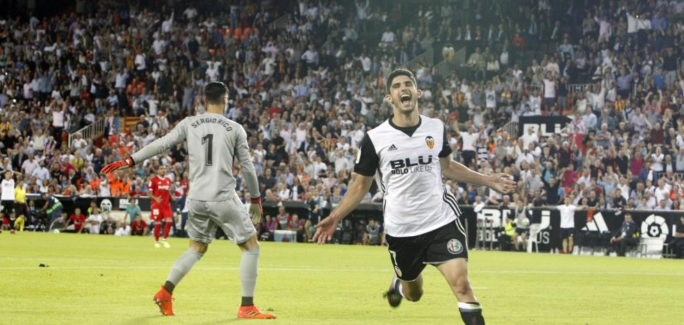 La Champions también juega a favor del Valencia CF