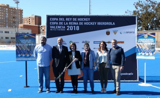 La Copa del Rey y de la Reina de hockey estrena formato